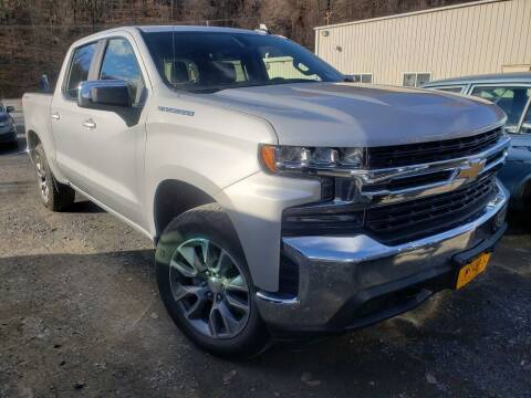 2020 Chevrolet Silverado 1500 for sale at BEACH AUTO GROUP INC in Fishkill NY
