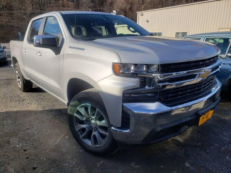 2020 Chevrolet Silverado 1500 for sale at BEACH AUTO GROUP INC in Fishkill NY