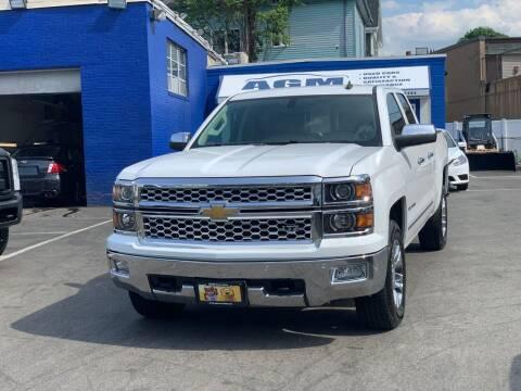 2014 Chevrolet Silverado 1500 for sale at AGM AUTO SALES in Malden MA