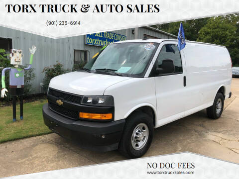2019 Chevrolet Express Cargo for sale at Torx Truck & Auto Sales in Eads TN