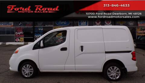 2014 Nissan NV200 for sale at Ford Road Motor Sales in Dearborn MI