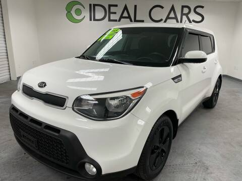 2015 Kia Soul for sale at Ideal Cars Broadway in Mesa AZ