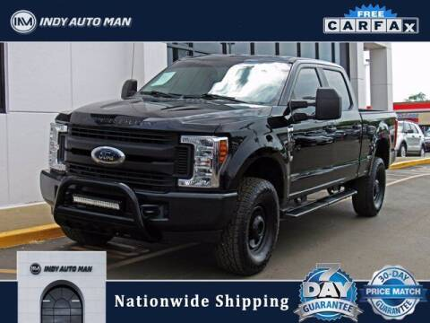 2019 Ford F-250 Super Duty for sale at INDY AUTO MAN in Indianapolis IN