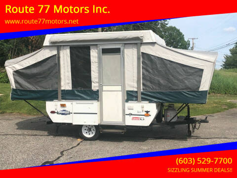 2001 Coleman DESTINY for sale at Route 77 Motors Inc. in Weare NH