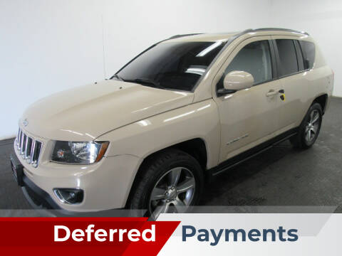 2017 Jeep Compass for sale at Automotive Connection in Fairfield OH