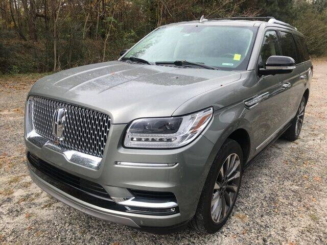 2019 Lincoln Navigator for sale at BILLY HOWELL FORD LINCOLN in Cumming GA