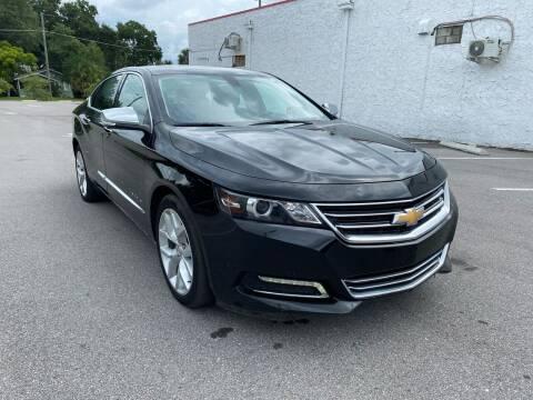 2019 Chevrolet Impala for sale at Consumer Auto Credit in Tampa FL