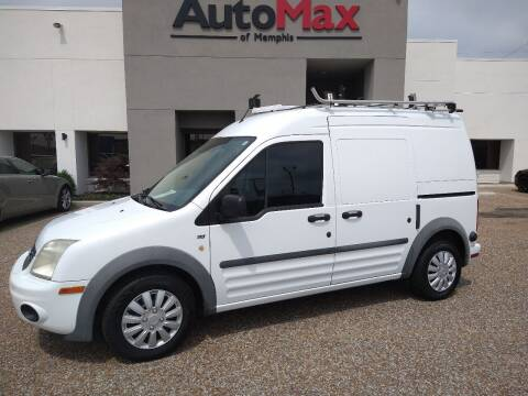 2012 Ford Transit Connect for sale at AutoMax of Memphis - Darrell James in Memphis TN
