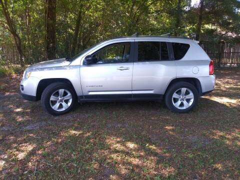 2012 Jeep Compass for sale at Royal Auto Mart in Tampa FL