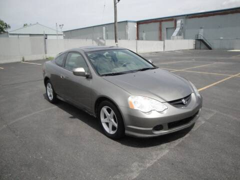 2002 Acura RSX for sale at A&S 1 Imports LLC in Cincinnati OH