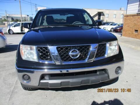 2008 Nissan Frontier for sale at Atlantic Motors in Chamblee GA