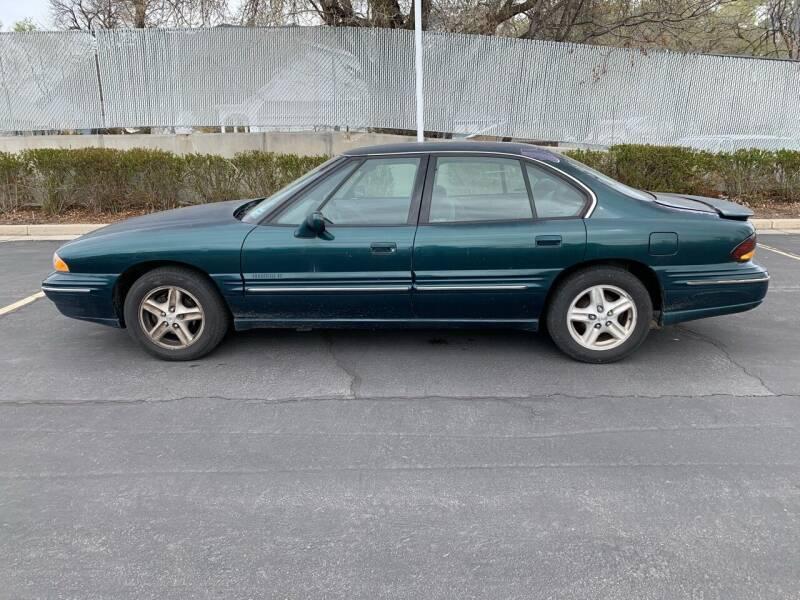 1999 Pontiac Bonneville for sale at BITTON'S AUTO SALES in Ogden UT
