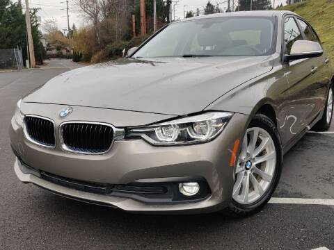 2018 BMW 3 Series for sale at Halo Motors in Bellevue WA