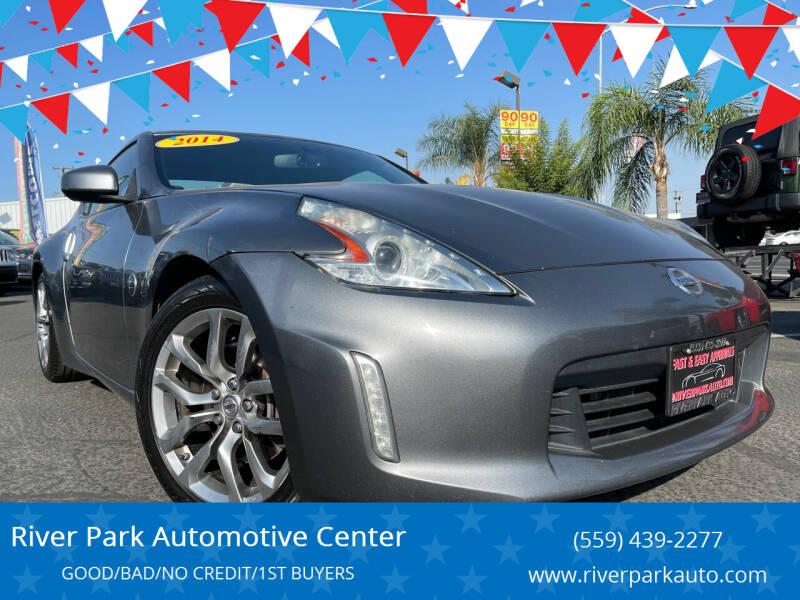 2014 Nissan 370Z for sale at River Park Automotive Center in Fresno CA