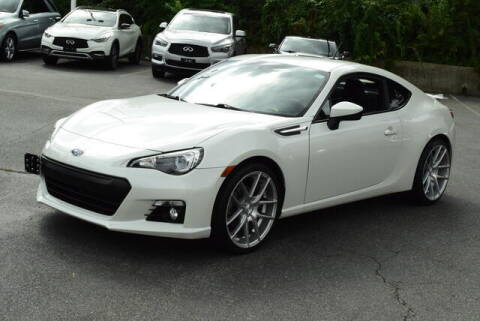 2014 Subaru BRZ for sale at Automall Collection in Peabody MA