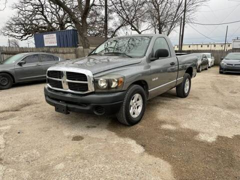 2008 Dodge Ram Pickup 1500 for sale at The Kar Store in Arlington TX