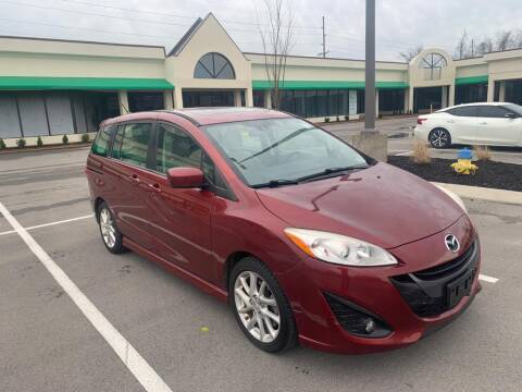 2012 Mazda MAZDA5 for sale at Aman Auto Mart in Murfreesboro TN