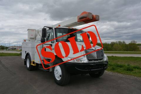 2006 International DuraStar 4300 for sale at Signature Truck Center - Service-Utility Truck in Crystal Lake IL