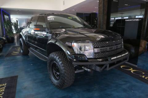 2013 Ford F-150 for sale at OC Autosource in Costa Mesa CA
