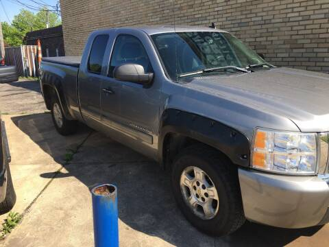 2008 Chevrolet Silverado 1500 for sale at Payless Auto Sales LLC in Cleveland OH