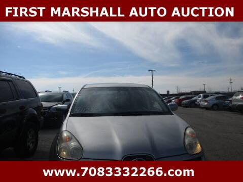 2007 Subaru B9 Tribeca for sale at First Marshall Auto Auction in Harvey IL