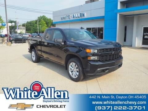 2021 Chevrolet Silverado 1500 for sale at WHITE-ALLEN CHEVROLET in Dayton OH