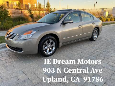 2008 Nissan Altima Hybrid for sale at IE Dream Motors-Upland in Upland CA