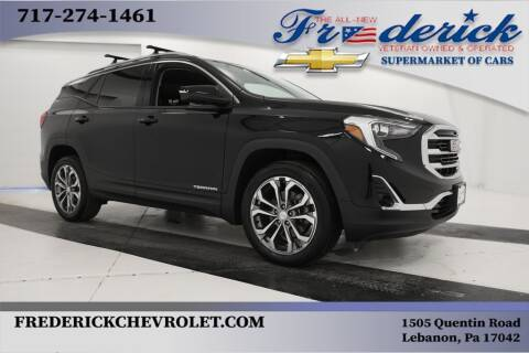 2018 GMC Terrain for sale at Lancaster Pre-Owned in Lancaster PA