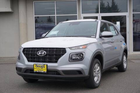2021 Hyundai Venue for sale at Jeremy Sells Hyundai in Edmunds WA