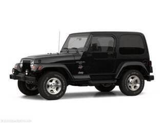 2002 Jeep Wrangler for sale at Winchester Mitsubishi in Winchester VA