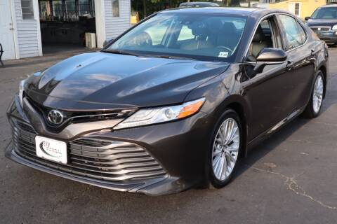 2019 Toyota Camry for sale at Randal Auto Sales in Eastampton NJ
