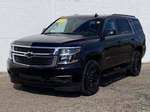 2020 Chevrolet Tahoe for sale at TEAM ONE CHEVROLET BUICK GMC in Charlotte MI