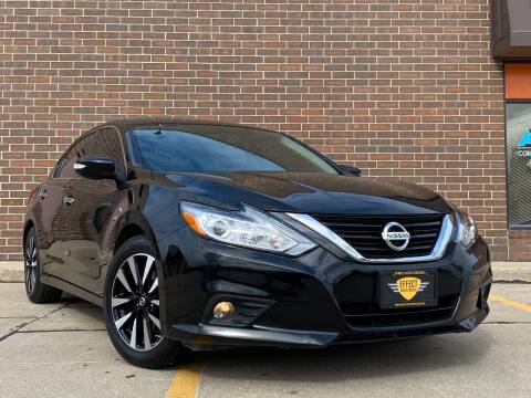 2018 Nissan Altima for sale at Effect Auto Center in Omaha NE