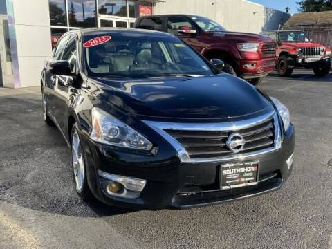 2013 Nissan Altima for sale at South Shore Chrysler Dodge Jeep Ram in Inwood NY