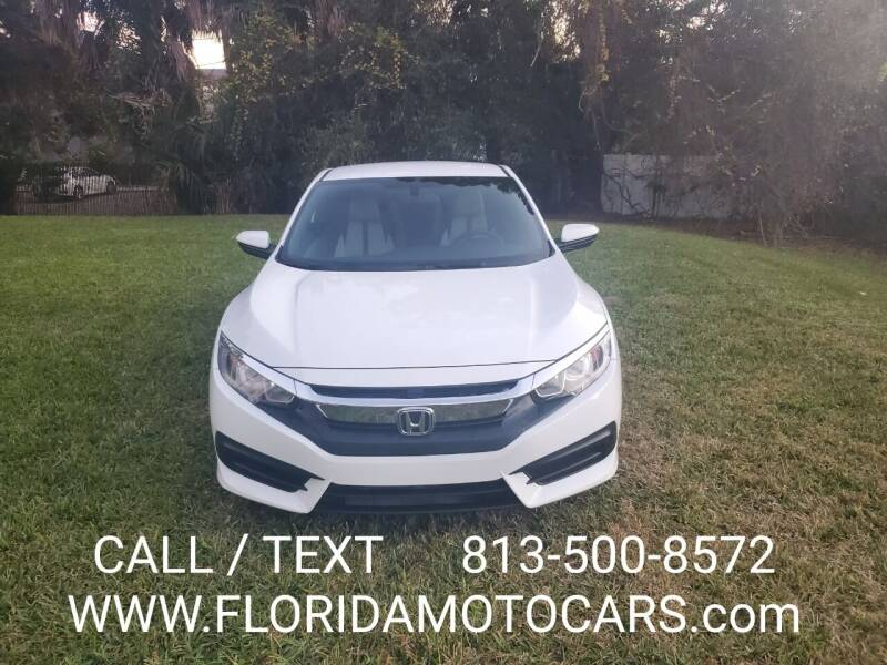 2018 Honda Civic for sale at Florida Motocars in Tampa FL