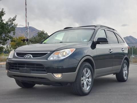 2012 Hyundai Veracruz for sale at FRESH TREAD AUTO LLC in Springville UT