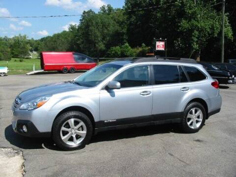 2014 Subaru Outback for sale at Southern Used Cars in Dobson NC