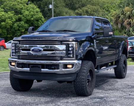 2017 Ford F-250 Super Duty for sale at GREENWISE MOTORS in Melbourne FL