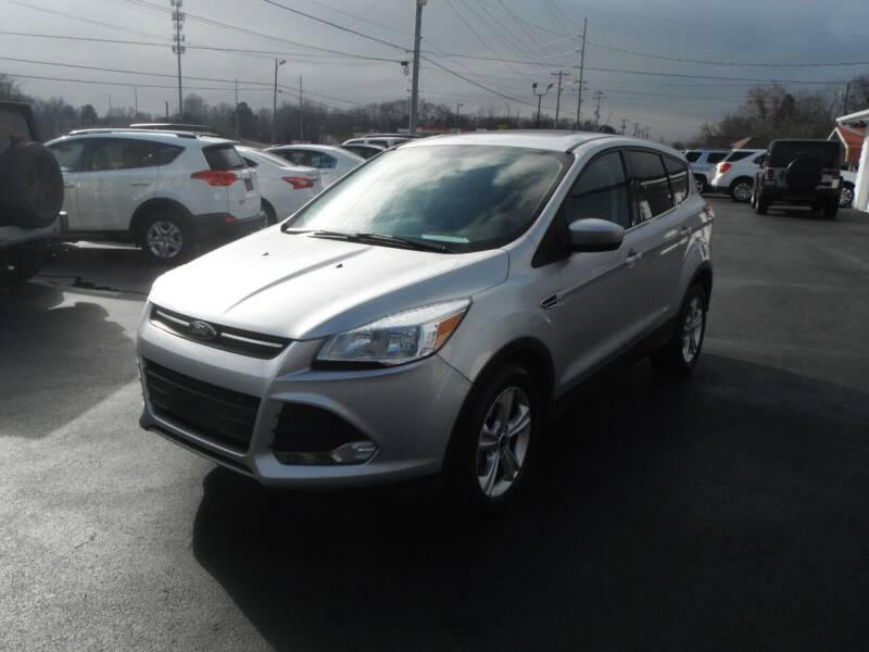 2014 Ford Escape for sale at Morelock Motors INC in Maryville TN