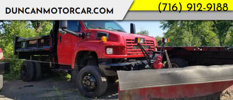 2006 GMC 5500 for sale at DuncanMotorcar.com in Buffalo NY