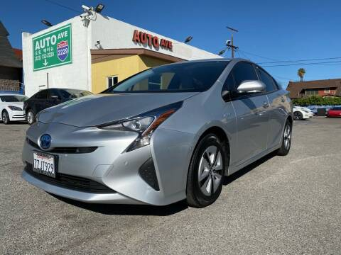 2017 Toyota Prius for sale at Auto Ave in Los Angeles CA