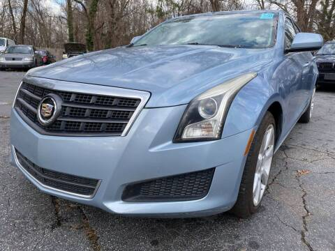 2013 Cadillac ATS for sale at Atlanta's Best Auto Brokers in Marietta GA