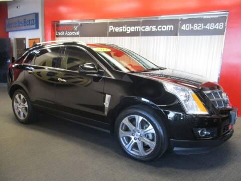 2012 Cadillac SRX for sale at Prestige Motorcars in Warwick RI