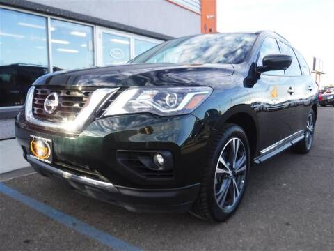 2020 Nissan Pathfinder for sale at Torgerson Auto Center in Bismarck ND