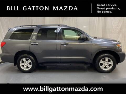 2012 Toyota Sequoia for sale at Bill Gatton Used Cars - BILL GATTON ACURA MAZDA in Johnson City TN