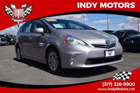2012 Toyota Prius v for sale at Indy Motors Inc in Indianapolis IN