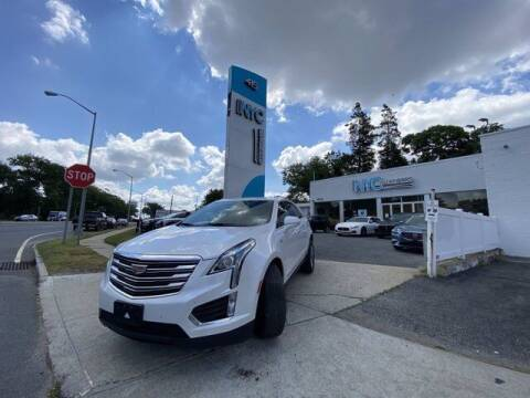 2017 Cadillac XT5 for sale at NYC Motorcars in Freeport NY