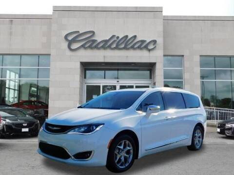 2018 Chrysler Pacifica for sale at Radley Cadillac in Fredericksburg VA