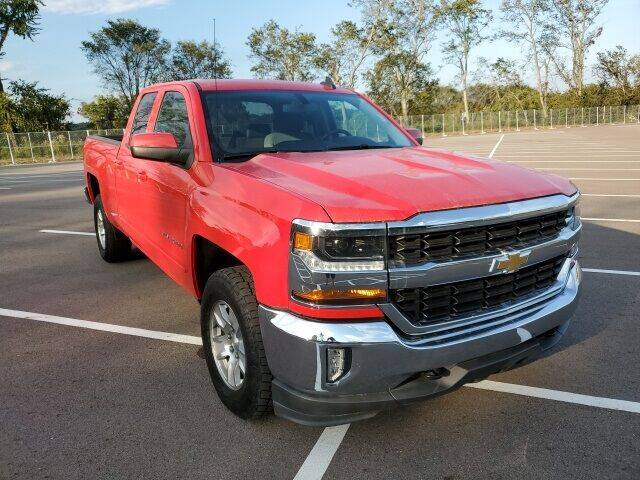 2017 Chevrolet Silverado 1500 for sale at Parks Motor Sales in Columbia TN