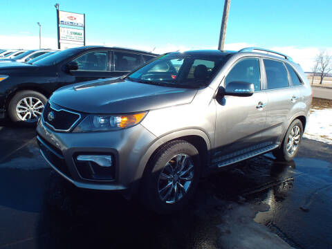 2013 Kia Sorento for sale at G & K Supreme in Canton SD
